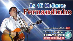 Fernandinho ''As 15 Melhores'' Louvor e Adoração - YouTube