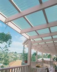 clear covered patio ideas. Tuftex Clear Corrugated Plastic Roof Panels Covered Patio Ideas