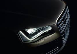 audi led headlights wallpaper. Perfect Headlights Systematically Efficient The LED Headlights In Audi A8 On Led Headlights Wallpaper A