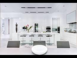 Small Picture 30 Modern White Kitchen Design Ideas White Kitchen Ideas 2017