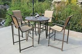 lovely high patio table or attractive umbrella for bar height patio table sears patio furniture as