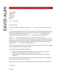 Cover Letter Construction Project Manager Construction Project