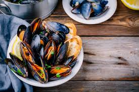 are mussels healthy
