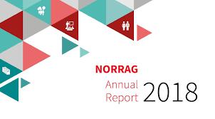 New Design Norrag New Design Norrag Annual Report 2018 Norrag