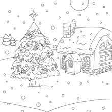 Christmas Tree Coloring Pages 22 Xmas Online Coloring Books And