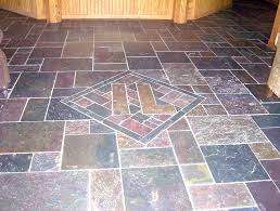 Slate Kitchen Floor Tiles Slate Flooring Tile All About Flooring Designs