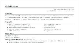 Profile Summary For Resume Examples Joefitnessstore Com