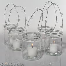 eastland hanging votive holder glass set of 12 zoom