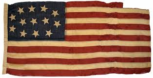 mexican american war flags.  American 13 Star American Flag And Mexican War Flags M