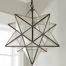 superior moravian star hanging light