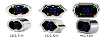 mcl 5000 series speedometer