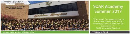 Soar Academy Klein Forest High School
