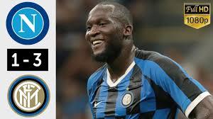 Serie A Napoli vs. Inter Milan HIGHLIGHTS