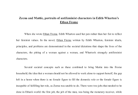 zeena and mattie portraits of antifeminist characters in edith document image preview