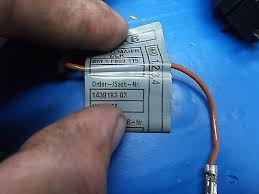 bmw e39 525i 528i 530i oem ignition wiring harness part 12511439183  at 2003 Bmw 530i Ignition Coil Wire Harness