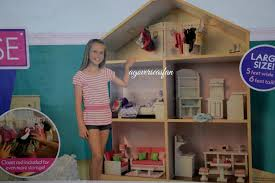 My Girl s Dollhouse for American Girl Doll Opening