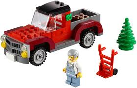 Seasonal | Tagged 'Pickup Truck' | Brickset: LEGO set guide and database