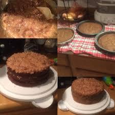 Decorated German Chocolate Cake Mamas German Chocolate Cake Recipe Myrecipes