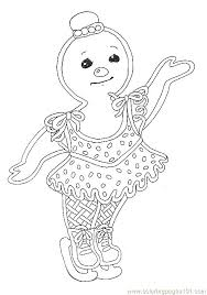 Gingerbread Coloring Pages Gingerbread Outline Coloring Pages