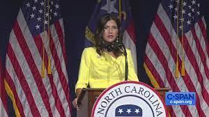 Governor Kristi Noem Speaks at North ...