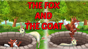 aesop s fables the fox and the goat