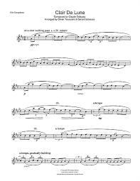 clair de lune sheet music guitar clair de lune sheet music guitar chord chart pinterest sheet