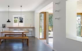 Unser marmor fussboden hat jetzt nach 30 jahren einige loecher in der oberflaeche. Schicke Boden Bodenbelage In Architektenhausern Schoner Wohnen