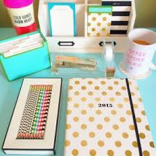 diy office supplies. Delighful Diy DIY Matching Office Supplies On Diy E