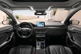 Ford Focus 2018 Vignale Dash ...