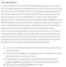 Experienced Software Engineer Resumes Is Your Software Engineer Resume Not Getting You Any