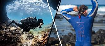 Your Guide To Scuba Diving Wetsuits Deeperblue Com