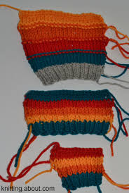 Knitting Stitch Gauge Chart How To Adjust Your Gauge In Knitting