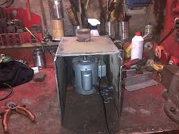 drum sander for drill. drum sander by naughtyboy -- heres a i made using an old frame for drill