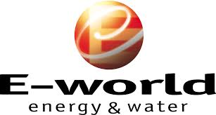 E-world energy & water: Logos und Bildmaterial