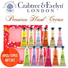 best gift ideal crabtree and evelyn 6 pc and 12