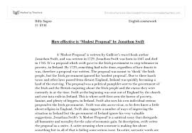 modest proposal essay examples com modest proposal essay examples 3 modest proposal essay examples persuasive topics for high school students