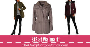 **SUPER HOT** Women\u0027s Winter Coats ONLY $12 at Walmart! SUPER ⋆ The Crazy