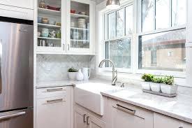 white kitchen cabinets with white countertops white shaker kitchen cabinets with quartz at off white kitchen