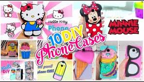 10 phone cases diy easy crafts for children to do when you re bored simple compilation diy