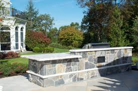 Granite For Outdoor Kitchen Bbq Outdoor Kitchens Nj Built In Grill Fireplace Design Ideas