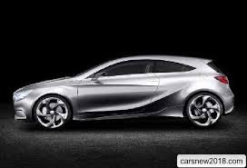 mercedes benz a klasse 2018. modren 2018 the exterior design of 20182019 mercedesbenz aklasse model resonates  with the f800 concept side view is structured by means clearly defined lines a  for mercedes benz klasse 2018 8