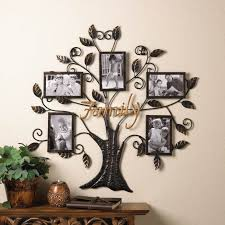 family tree hanging picture frame wall decor eon