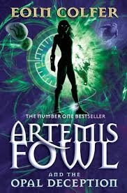 the artemis fowl books