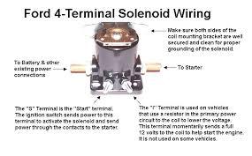 12v starter solenoid wiring diagram starter solenoid wiring wiring diagram for gm starter solenoid at Wiring Diagram For A Starter Solenoid