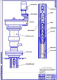 Установка винтовая поверхностноприводная усовершенствованная УНВП  Установка винтовая поверхностноприводная усовершенствованная УНВП 10 Курсовая работа Оборудование для добычи и подготовки