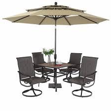 lawn garden patio furniture dining set