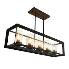 kitchen chandelier rustic kitchen island rectangular pendant chandelier kitchen chandelier height