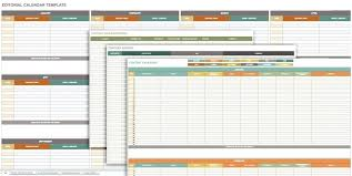 Editorial Calendar Template Google Sheets Running Training Plan