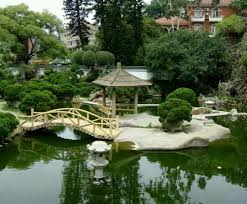 Small Picture Outdoor Garden Beautiful Garden Design Ideas With Large Pond