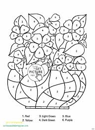 33 Finest Flowers Coloring Pages Model